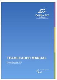 Team Leader Maual 10-12-22.pdf - the 2011 IPC Swimming ...