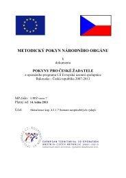 Stáhnout - Evropská územní spolupráce Rakousko – Česká ...
