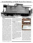 US $5.95 • Can $7.95 - O Scale Trains Magazine Online - Page 4