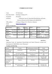 Puji Lestari - Science Development Network