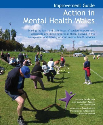 AIM Mental Health Improvement Guide - Health in Wales