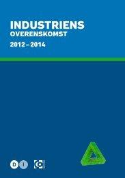 Industriens overenskomst 2012-2014 - 3F