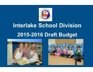 2015-16 Budget Posters Feb132015