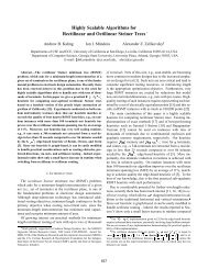 Highly Scalable Algorithms for Rectilinear and Octilinear Steiner Trees