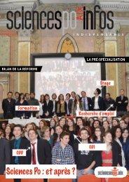 Sciences Po : et après ? - Intranet - Sciences Po Aix