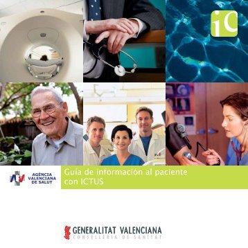 ICTUS INTERIORES.qxd - Conselleria de Sanitat