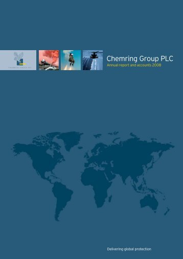 Chemring Group PLC Annual report and accounts 2008