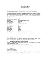 Minutes of the 81st Meeting - Main