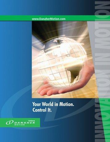 Danaher Motion - Media II
