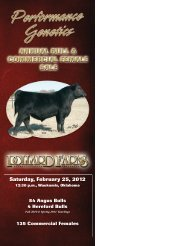 Saturday, February 25, 2012 - National Cattle Services, Inc.