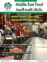 Halal Food's Success Spreads Worldwide Halal Food's Success