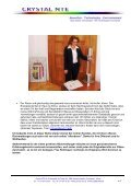 C - Kundenerfahrungen - Crystal NTE SA - Page 4