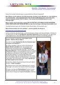 C - Kundenerfahrungen - Crystal NTE SA - Page 6