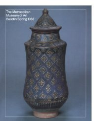 Islamic Pottery: A Brief History: The Metropolitan Museum of Art ...