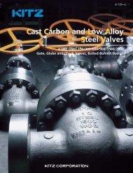 Cast Carbon Steel Valves - Leban Co., Ltd.