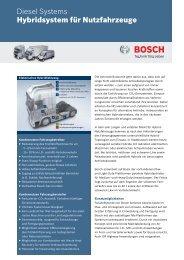 Hybrid (PDF 726,92 kB) - Bosch Automotive Technology