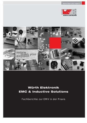 Würth Elektronik EMC & Inductive Solutions - Mectronic