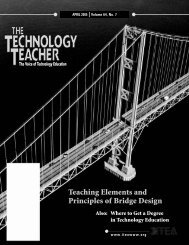 April 2005 - Vol 64, No 7 - International Technology and ...