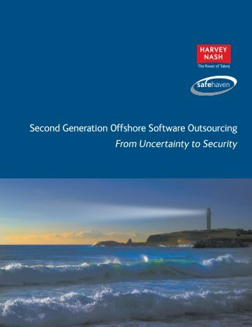 Second Generation Offshore Software Outsourcing ... - Harvey Nash