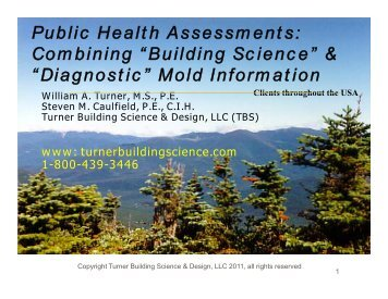 1 slide per page - Maine Indoor Air Quality Council