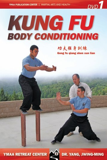 Download the Kung Fu Body Conditioning DVD Chapters booklet