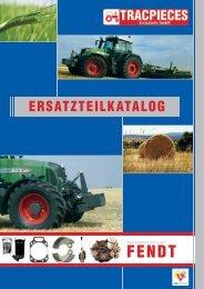 Fendt 2008 - Tracpieces Ersatzteile GmbH