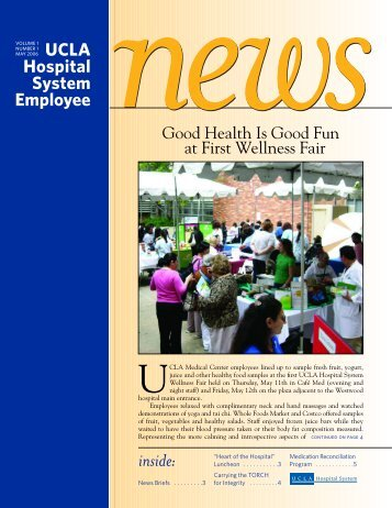 May 2006 - UCLA Health System