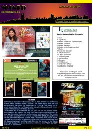 Pg 1 ISSUE 197 August 2012 - MCLI