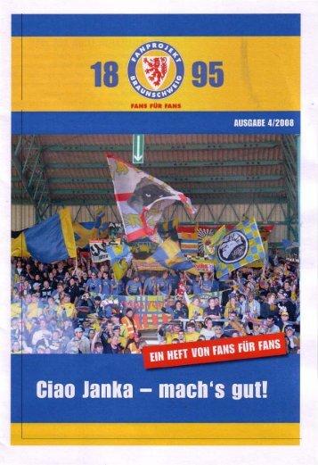 Heft 04: Wuppertaler SV - FanPresse Braunschweig
