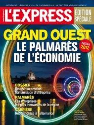 Palmarès de l'économie du Grand Ouest - Partenaire.fr