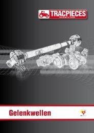 Gelenkwellen - Tracpieces Ersatzteile GmbH