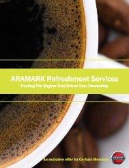 ARAMARK Refreshment Services - Co-Auto Co-Operative