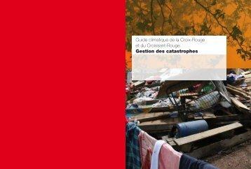 Gestion de catastrophes - Climate Centre