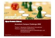 Campus Challenge 2009
