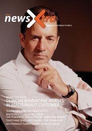 duncan bannatyne invests  in masternaut customer