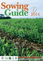 What to sow next season - Grains Research & Development ...