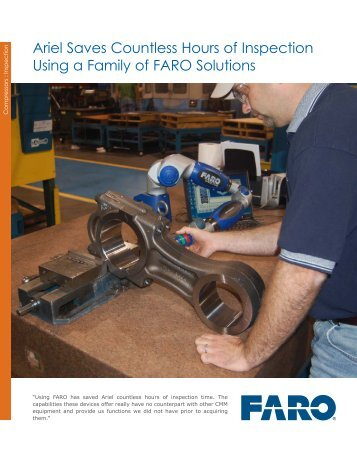 Download success story in pdf format - FARO Asia