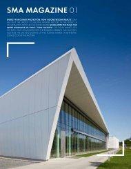 SMA MAGAZINE - SMA Solar Technology AG