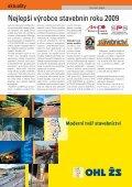 stavební hmoty a výrobky - Časopis stavebnictví - Page 5