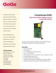 Compuscope 82GC - Egmont Instruments