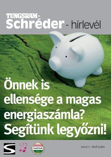 magyar - Tungsram-Schréder Zrt.