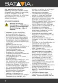Bedienungsanleitung - Westfalia - Page 4