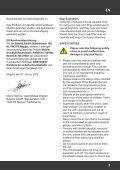 Bedienungsanleitung - Westfalia - Page 7