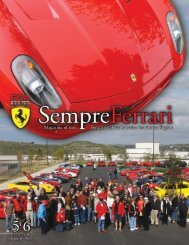 Volume 16 Issue 3 - May/June 2009 - Ferrari Club of America ...