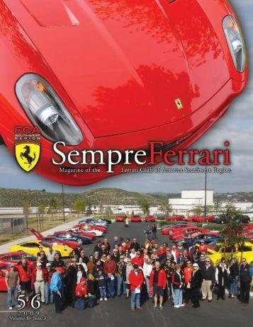 Volume 16 Issue 3 - May/June 2009 - Ferrari Club of America ...