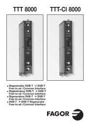 Manual TTT CI 8000(27-3-12) - Fagor Electrónica