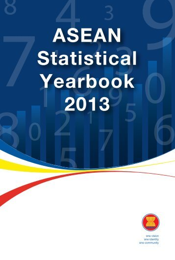 asean stattistical yearbook 2013 (publication)