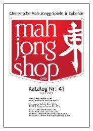 Unser Sortiment als PDF-Katalog zum Download - Mah-Jong-Shop