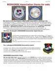 Winter 2006 - Red Horse Association - Page 5