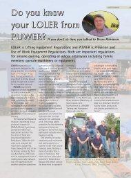NFU British Farmer and Grower Article - Brian Robinson Machinery